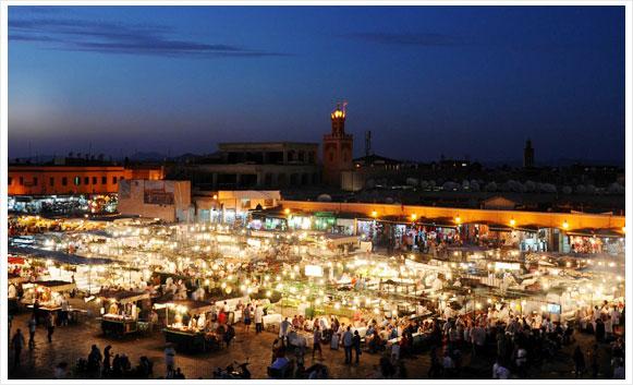 marrakech jamaa lafna