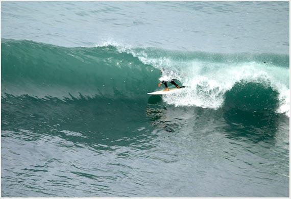 tube wave in morocco