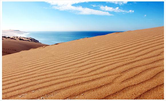 sandboarding morocco