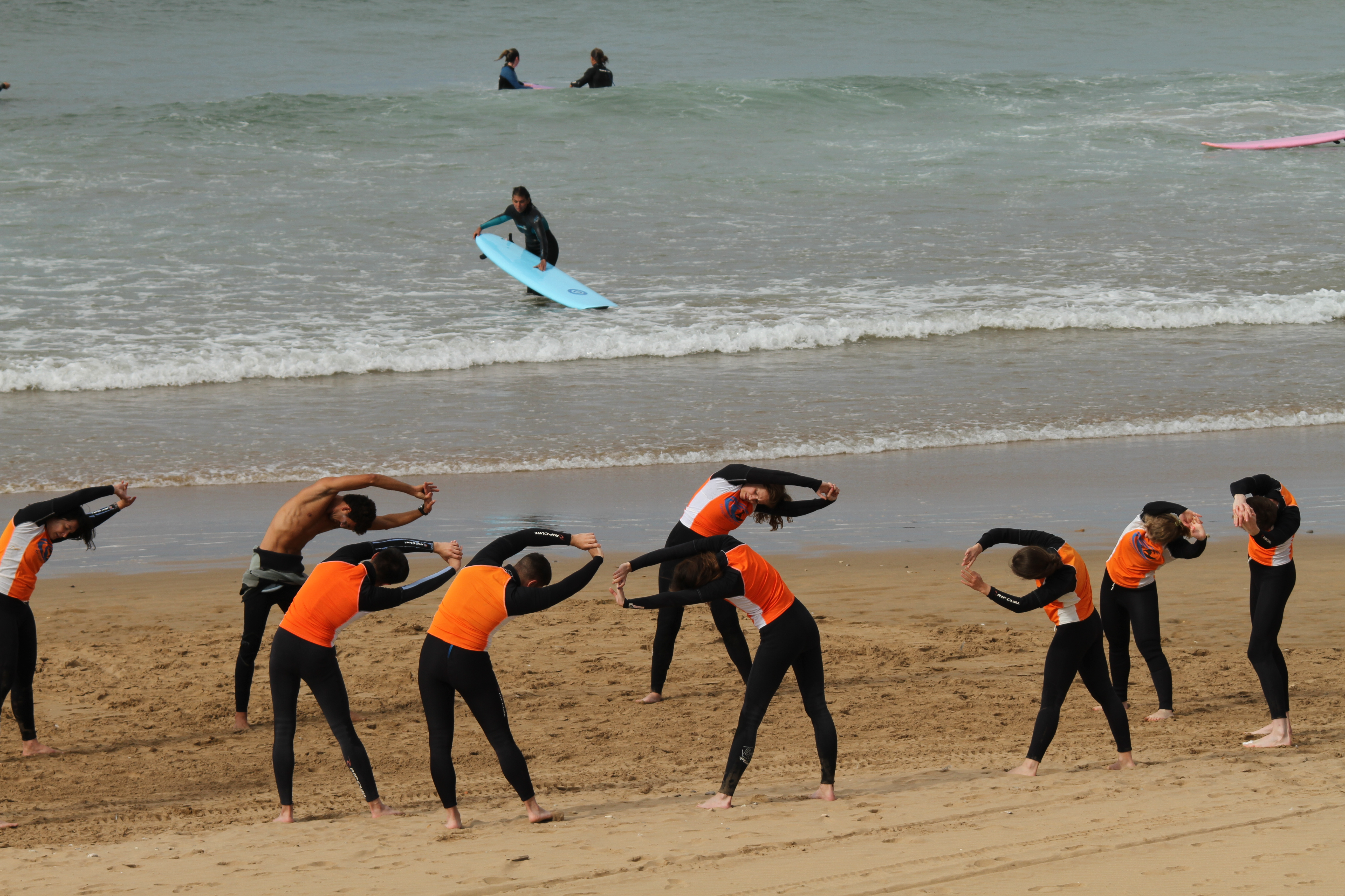 Surf, warm up, original surf morocco