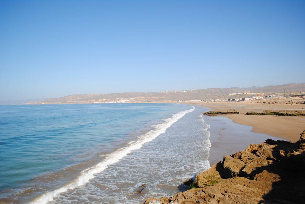 Cro Cro surf spot in Morocco