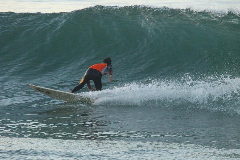 Boilers surf spot in Morocco