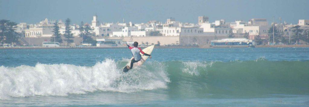 essaouira surf spot in Morocco